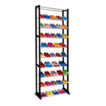 Amazing Shoe Rack(Black) Price Philippines