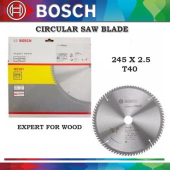 "Bosch Circular Saw Blade 10"" T40 2608643007 Price Philippines"