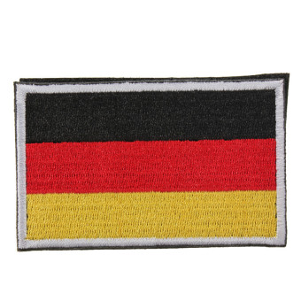 Harga Teamwin National Nation Country Flag Emblem Patch Embroidered Applique Sew