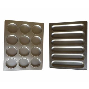 Harga E.S Designs Burger Buns 3.5 & Footlong Tray set