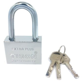 Tigon Extra-Large Stainless Steel Heavy Duty Lock 60mm (Extra-Long Shackle) Price Philippines
