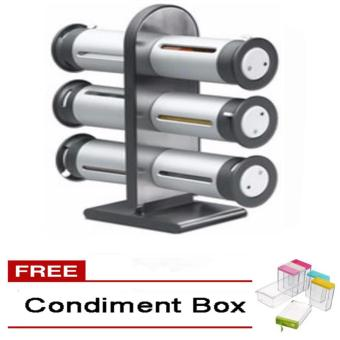 Magnetic Spice Stand Free Condiments Box Price Philippines