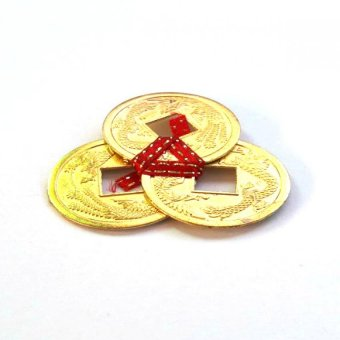 Be Lucky Charms Feng Shui Wealth Catcher Gold I-Ching Coins Price Philippines