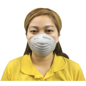 Meisons paper dust mask TERYLENE 250gsm (10pcs) Price Philippines