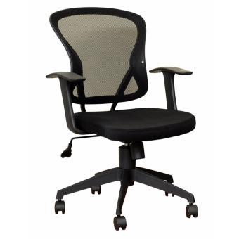 Harga San-Yang Office Chair FOC633G (black)