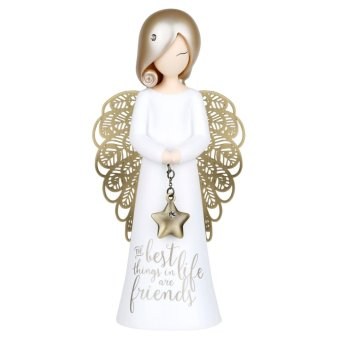 Harga 'You are An Angel' 125mm Angel Figurine Bronze Wings