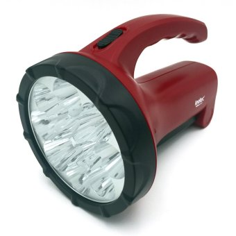 Leetec LT-117 Rechargeable LED Light Torch (Red) Price Philippines