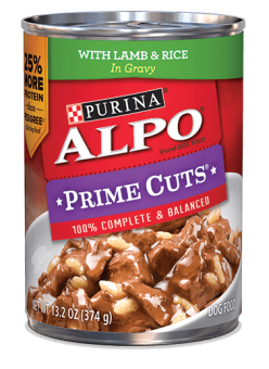Alpo Prime Cuts Lamb & Rice Canned 374G Pack Of 6 Price Philippines