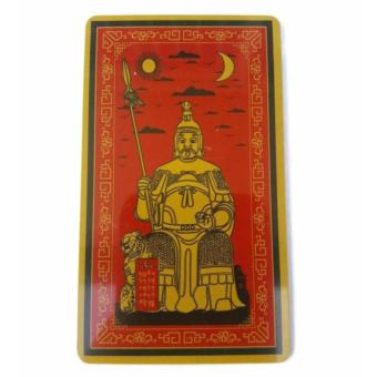 Harga Be Lucky Charms Feng Shui Tai Sui Card Good Luck Charm