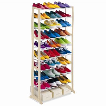 Amazing Shoe Rack (White) Price Philippines