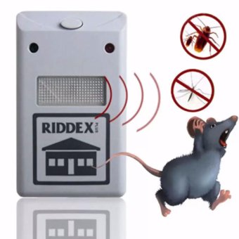 Harga Riddex Plus Electronic Pest & Rodent Repeller New (us plug)