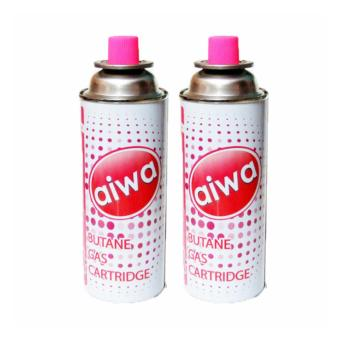 Aiwa Butane Fuel Canister 200g Set of 2 Price Philippines