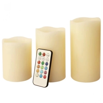 Harga Luma Color Changing Candles with Remote Control