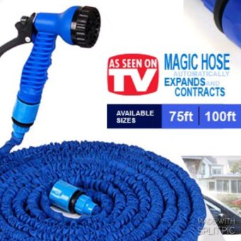 Harga High Quality Expandable Garden Hose 100 ft