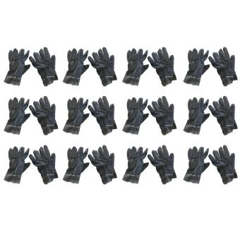 Meisons maong gloves normal quality (12 pairs) Price Philippines