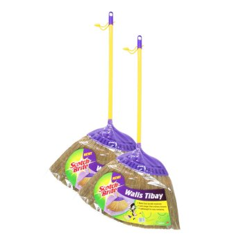 Harga Scotch-Brite Walis Tibay Set of 2 (Yellow)
