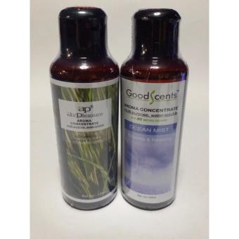Harga Good Scents 2 BEST SELLERS Aroma Fragrances Citronella and Ocean Mist 125ml