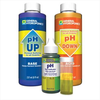 Harga General Hydroponics pH Control Kit