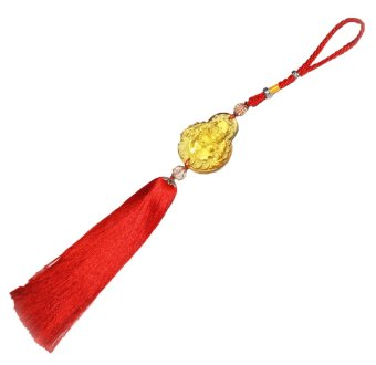 Luaghing Buddha Feng Shui Lucky Charm (Red) Price Philippines