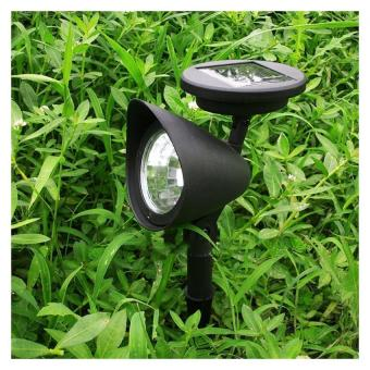 Harga 4LED Light Control Solar Light Garden Lighting Decor Light - intl