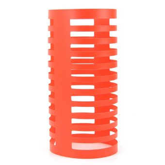 Folding Cd Rack (Orange) Price Philippines