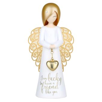 Harga 'You are An Angel' 125mm Angel Figurine Gold Wings
