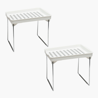 Home@Home Folding Small Cabinet Shelf (Set of 4) Price Philippines