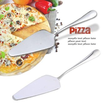 Pizza Transfer Tool Stainless Steel Shovel Baking Cooking Tools - intl Price Philippines