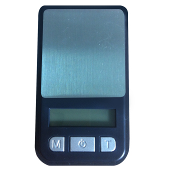 Harga niceEshop 0.01g 500g Digital Pocket Scale Jewlery Scale LCD Display Pocket Scale For Gold Kitchen Grain Scale Gram - intl