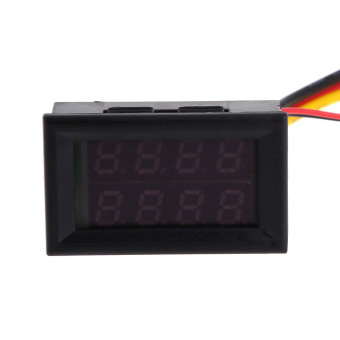 LED Panel Digital Amp Volt Gauge Meter Price Philippines