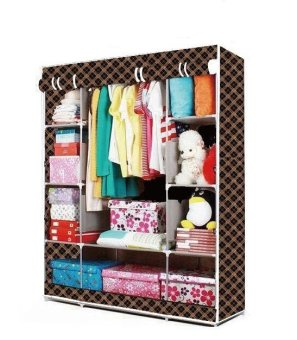HXT-153NT Fashion CLothes Wardrobe Coffee Price Philippines