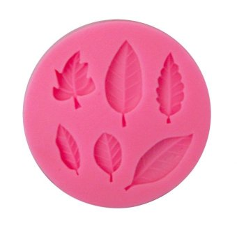 Harga Assorted Leaves Silicon Mould