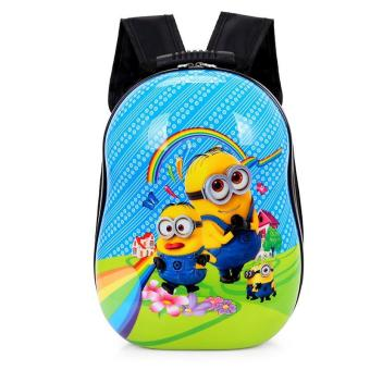 Baby Kids Baby Boys Girls School Bag Fashion Cool Cartoon Eggshell Backpack - intl Price Philippines