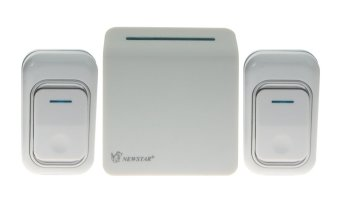 Newstar NWB-S2708/W Wireless Digital Doorbell Price Philippines