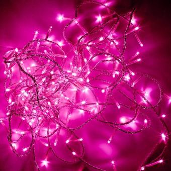 Mabuhay Star 50 LED Chrismas Light Diamond Star (Pink) Price Philippines