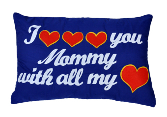 Harga I Love You Mommy Pillows