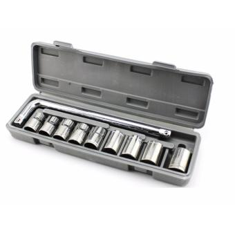 SHOP AND THRIFT 10pc Drive Metric Socket Wrench Set Price Philippines