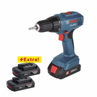 Bosch GSR 1800 V Professional Lithium Ion Cordless Drill / Driver Power Tool Price Philippines