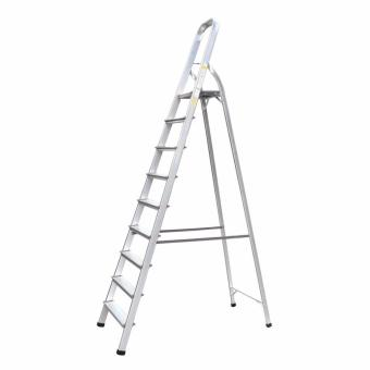 Harga Prostar 9 Step Steel Ladder with Tool Platform