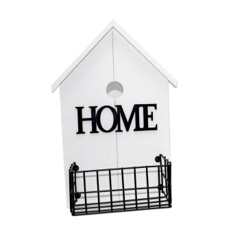 Home Decoration Wall Rack Basket (HOME) Price Philippines