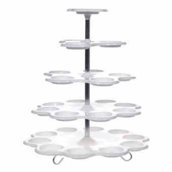 Appliance Galore 5-Tier Cupcake Stand (White) Price Philippines