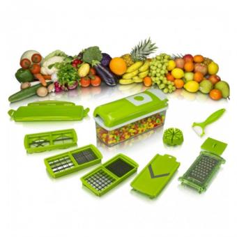 Harga Genius Nicer Dicer Plus Multi Chopper Slicer