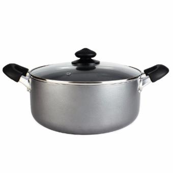 Lifestyle 20cm Non-Stick Dutch Oven (Grey) Price Philippines