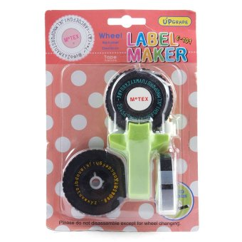 Harga Motex Label Maker E-101 (Green)