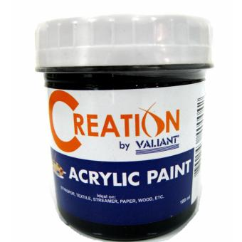 Acrylic Paint Color Black 100ml Price Philippines