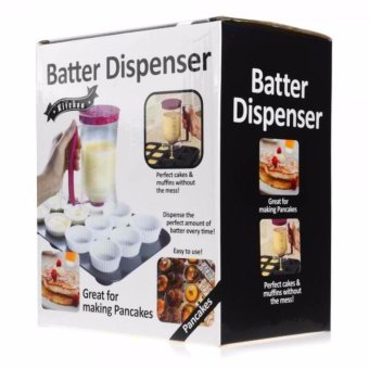 Harga Cake Batter Dispenser with Measurement Label