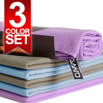 Microfiber Towel Quick Dry Outdoor Towel Set Price Philippines