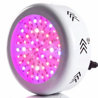 UFO Led Grow Light Full Spectrum Grow Lights Led Plant Lamps with UV/IR Led Bulbs for Indoor Garden/Hydroponic System/Greenhouse Plants Flowering/Growing - intl Price Philippines