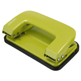 Metal 2 Hole Desk Paper Punch File Perforator For Home School Office Company New Green - Intl Price Philippines