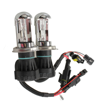 2X 35W 12V H4-3 10000K Bi-Xenon HID Replacement Light Bulbs HID Xenon Kit Price Philippines